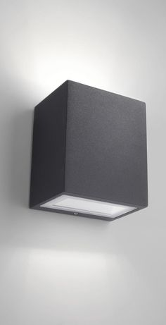 Philips Ledino outdoor Flagstone Outdoor Wall Light Black (Integrated 1 x 7.5 Watts LED Bulb): Amazon.co.uk: Lighting