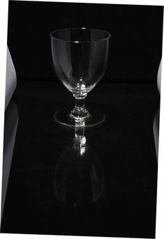 Wine Glass | Glass & Silver | The Wolseley
