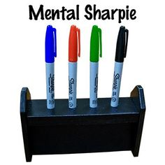 Mental Sharpie by Ickle Pickle Products - Trick