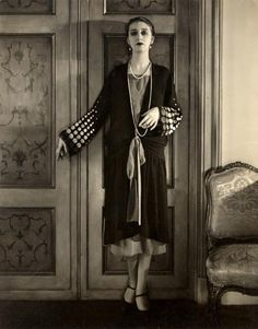 Marion Morehouse, photo by Edward Steichen
