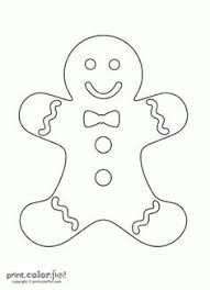 Creative Picture of Gingerbread Coloring Pages . Gingerbread Coloring Pages Christmas Gingerbread Man Coloring Page For Gingerbread Coloring Christmas Stencils, Christmas Templates, Christmas Printables, Christmas Gingerbread Men, Felt Christmas, Christmas Colors, Gingerbread Man Crafts, Christmas Stocking, Christmas Presents
