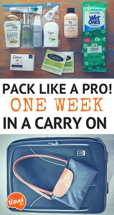 One of the questions I'm most often asked is how do we manage to travel around the world with only carry on luggage. I do admit, it take some planning. But being organized and packing light takes the… Business Trip Packing, Packing Tips For Vacation, Business Travel, Vacation Trips, Packing Hacks, Vacations, Suitcase Packing Tips, College Packing, Packing Ideas