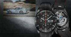 Porsche Design Chronotimer Rennsport Reunion VI LE Watch Up For Pre-Order Limited Edition Watches, Porsche Design, Private Jet, Chronograph, Car, Birthday Celebrations, Accessories, Wrist Watches, Sunglasses