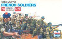 French Infantry 1/72