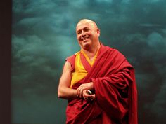Matthieu Ricard: The habits of happiness via TED