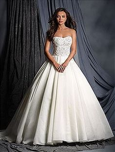 Bridal Gowns Alfred Angelo  2503 Bridal Gown Image 1