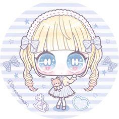 Kawaii Room, Kawaii Art, Cute Anime Chibi, Kawaii Anime, Manga Anime, Anime Art, Girl Sketch, Cute Little Girls, Cute Art