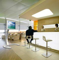 Elegant Monitorständer Xelo Weiss Gallery