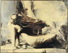 Balcomb Greene (1904-1990) Darkness And Light (114,3 x 146 cm)