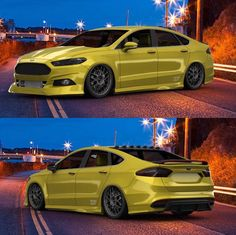 Ford Fusion Custom, Fusion Sport, Fusion Design, Wide Body, Pinstriping, Nice Cars, Armors, Car Photos, Car Stuff