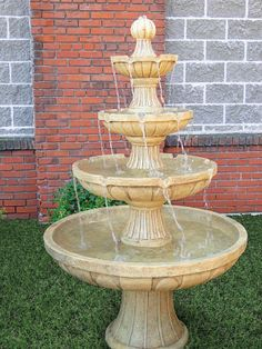 Visit liftedmovement.com and use coupon code 'PINDISCOUNTNOW' for a discount off your order.  Lifted Movement Water Fountains - 4 Tier Outdoor Garden Yard Patio Courtyard Water Fountain - W6, $1,199.95 (http://www.liftedmovement.com/4-tier-outdoor-garden-yard-patio-courtyard-water-fountain-w6/)