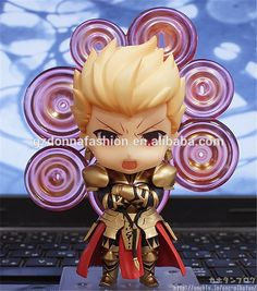wholesale Q Edition 13CM Fate Stay Night Archer Action Figure, View Nendoroid, donnatoyfirm Product Details from Guangzhou Donna Fashion Accessory Co., Ltd. on Alibaba.com