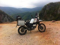 Yamaha Tenere 660Z, Romania adventura.