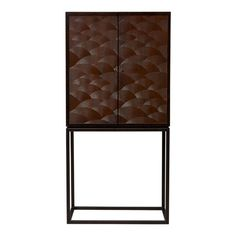 Tessen bar cabinet - crate and barrel