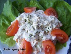 Görög körözött Feta, Food And Drink, Eggs, Chicken, Breakfast, Recipes, Morning Coffee, Recipies, Egg