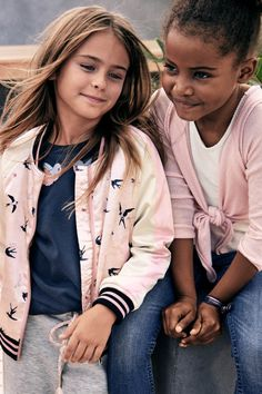 Moda infantil low cost primavera verano: H&M