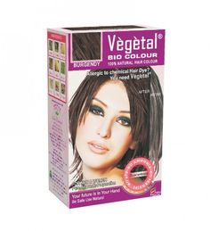 Buy Vegetal Bio Hair Colour (Burgundy) Online ay myGREENkart.com