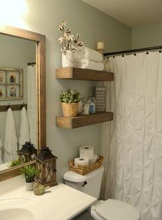 Awesome diy organization bathroom ideas you should try (15)