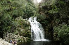 Krom River 17 Immensely Beautiful Waterfalls of Cape Town and Surrounds – Cape Town Tourism Cape Town Tourism, Sa Tourism, Places To Travel, Places To See, Provinces Of South Africa, Waterfall Paintings, Waterfall Hikes, Two Rivers, River Trail