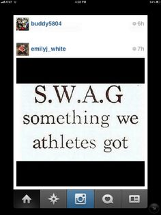 Would be a great shirt for athletes. Heck ya! my track team soo needs this!!!