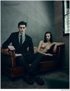 Dior Homme Fall 2014 Featured in AnOther Man image AnOther Man Dior Homme Fashion Editorial 003 800x1040