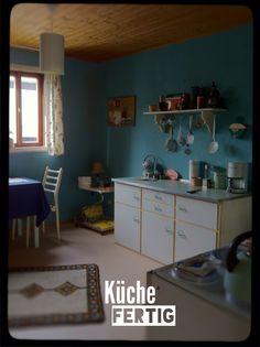 "Studentenfilm ""Alter Egon"" küche fertig"