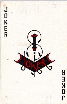 c1920's joker