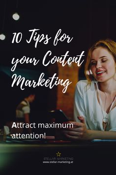 A host of possibilities present themselves for smart companies to successfully improve their market presence and attract new customers. Content Marketing, Attraction, Blog, Success, Tips, Blogging, Inbound Marketing