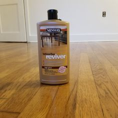 If you have thirty minutes and thirty dollars, then you have enough time and money to make your hardwood floors shine again.