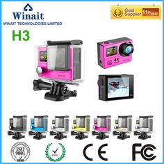 original eken 12MP H3H3R dual display waterproof action camerasuper 4k wifi sports camera free shipping
