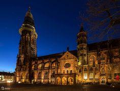 Freiburger Münster <3