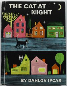 The Cat at Night / Dahlov Ipcar