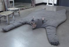 Who doesn't need a bear rug?