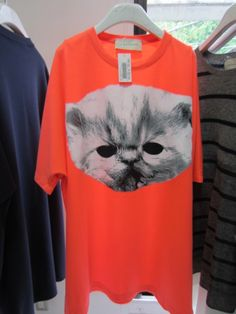 Tabs needs this, cause she doesn't like cats, but she likes cat things ;)