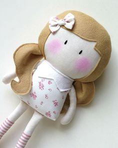 My Teeny-Tiny Doll® Gemma por CookYouSomeNoodles en Etsy