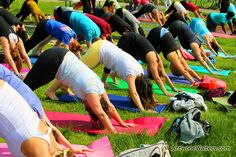 Active Life DC | FREE or Discounted Washington DC Area Community Yoga Classes