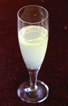 Classic French 75 Cocktail Recipe - Saveur.com