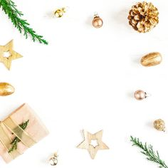 Christmas Composition Gift Christmas Decoration Cypress Stock Photo (Edit Now) 531854326 Christmas Cover, Christmas Makes, Christmas Gift Guide, Christmas Signs, Christmas Photos, Christmas Layout, Holiday Ornaments, Christmas Decorations, Christmas Flatlay