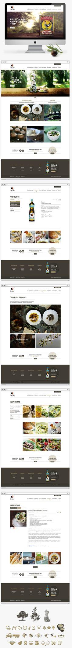 Creative #Hotel #Restaurant #Webdesign | #webdesign #it #web #design #layout #userinterface #website #webdesign