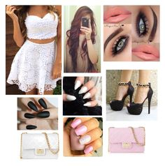 """""""ON A DATE!"""" by sanchez-ashley ❤ liked on Polyvore featuring Design Inverso"""