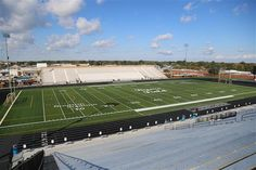 Byers Field is a multi-purpose stadium in Parma, Ohio, located on Day Drive next to Parmatown Mall.