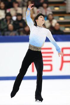 NHK杯・初日(男女SP)|フォトギャラリー|フィギュアスケート|スポーツナビ