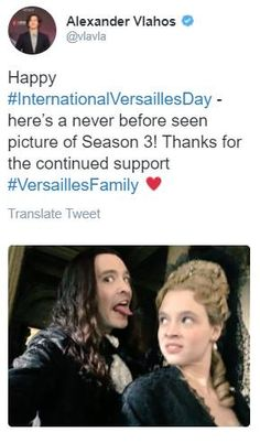 Twitter Versailles Bbc, Versailles Tv Series, Evan Williams, Tv Shows Funny, Dramatic Effect, Hair Flip, Musketeers, Music Tv, Historical Fiction