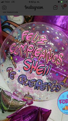 Disney Drawings, Christmas Bulbs, Balloons, Lettering, Holiday Decor, Frases, Recycled Crafts Kids, Creative Crafts, Moon Painting