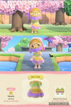 I was gifted this veil which reminded me of Link's Gerudo outfit, so I brought. I was gifted this veil which reminded me of Link's Gerudo outfit, so I brought up a picture and tried my best to recreat. Animal Crossing Guide, Animal Crossing Qr Codes Clothes, Motif Acnl, Ac New Leaf, Motifs Animal, Leaf Template, Breath Of The Wild, Botanical Illustration, Legend Of Zelda