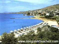 Marathonas bay Beautiful Beaches, Actors & Actresses, Greece, Island, Water, Outdoor Decor, Travel, Greece Country, Gripe Water