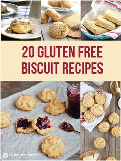 20 of the Best Gluten Free Biscuit Recipes