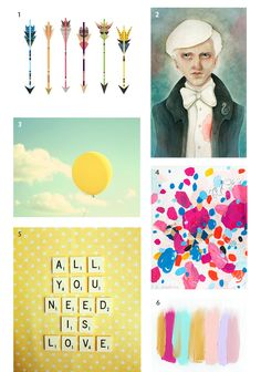 Society6 art prints.