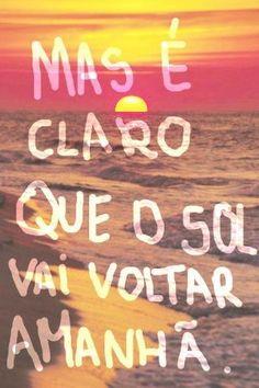 """Renato Russo """"(...) Mais uma vez, eu sei. #Escuridao_ja_vi_pior_de_endoidecer_gente_sã. #Espera_que_o_sol_ja_vem."""""""