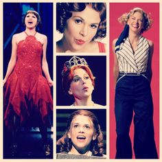 15. Three general pins relating to my dream job; Sutton Foster. An incredible example for all theatre-lovers out there. #modcloth #makeitwork